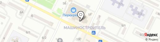 Zоосад на карте Волжска
