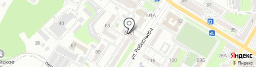 King Beer на карте Ульяновска