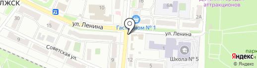 BeerЛога на карте Волжска