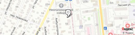 Подшипник.ру на карте Ульяновска