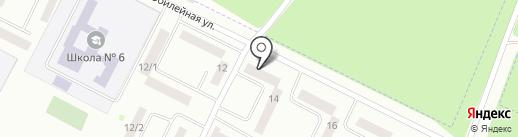 Волжский детский экологический центр на карте Волжска