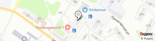 Ситилаб на карте Волжска