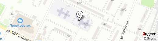 Детский сад №29, Маячок на карте Волжска