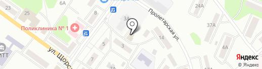 Автомойка на карте Волжска