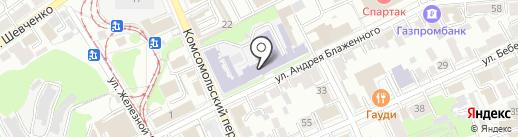Большая перемена на карте Ульяновска