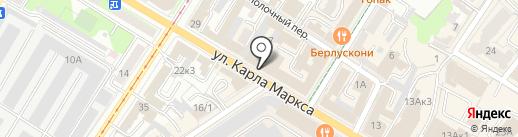 Vip Style на карте Ульяновска