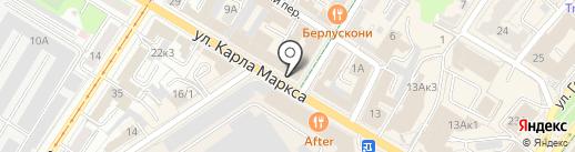 ReanimatoR на карте Ульяновска