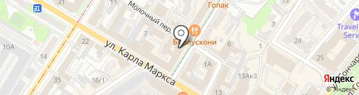 the Loft на карте Ульяновска