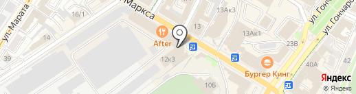 MATRËSHKI на карте Ульяновска