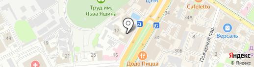 Bingo-Boom на карте Ульяновска