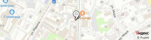 МДМ-мастерская на карте Ульяновска