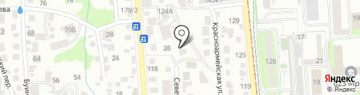 СТК на карте Ульяновска