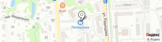 Бьюти Имидж на карте Ульяновска