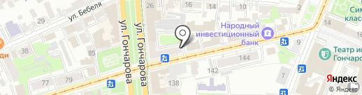 Donut Family на карте Ульяновска