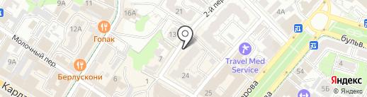 Европол-Art на карте Ульяновска