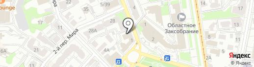 Mary Kay на карте Ульяновска
