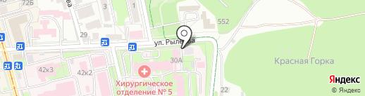 Элит-Транс на карте Ульяновска