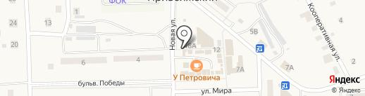 Красное & Белое на карте Приволжского