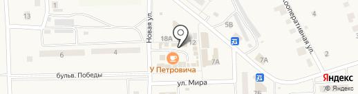 Золушка на карте Приволжского
