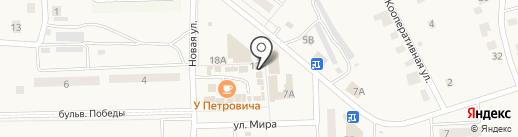 Любимая аптека на карте Приволжского