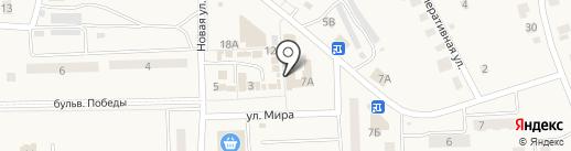 ЭКО Дом на карте Приволжского