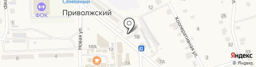 Светлана на карте Приволжского
