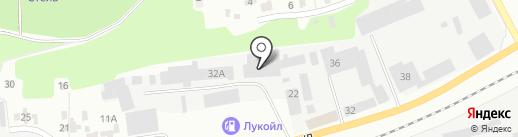 Волмет ЛТД на карте Зеленодольска