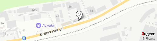 Дом Строй на карте Зеленодольска
