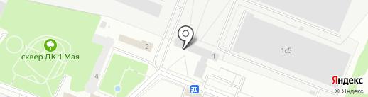 Моя работа и зарплата на карте Ульяновска