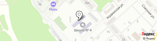 Инфоматы самообслуживания на карте Зеленодольска