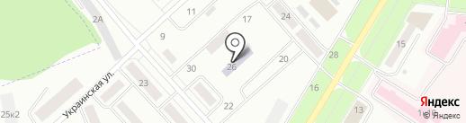 Детский сад №22, Малыш на карте Зеленодольска