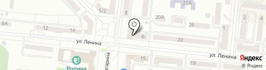 Ирга-Усадьба на карте Зеленодольска