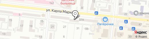 Светлана на карте Зеленодольска