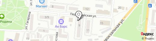 Нотариус Силагадзе Э.М. на карте Зеленодольска