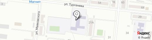 Всероссийское общество автомобилистов на карте Зеленодольска