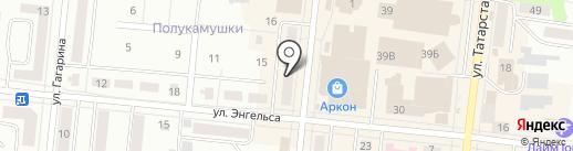Estet на карте Зеленодольска