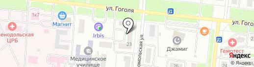 Люкс на карте Зеленодольска