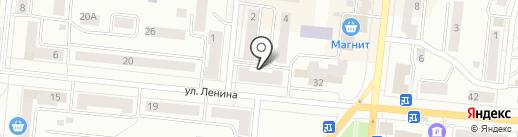 Флешка на карте Зеленодольска