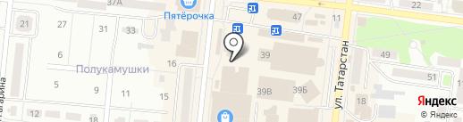 Love story на карте Зеленодольска