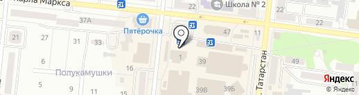 Good Price на карте Зеленодольска