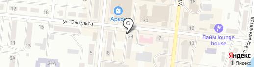 Сеть салонов окон и дверей на карте Зеленодольска