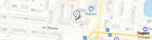 Хоум Кредит Энд Финанс Банк на карте Зеленодольска