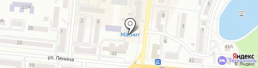 Профсоюз работников госучреждений и общественного обслуживания на карте Зеленодольска