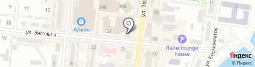 МТС, ПАО на карте Зеленодольска