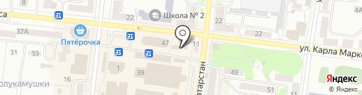 Oltmanns на карте Зеленодольска