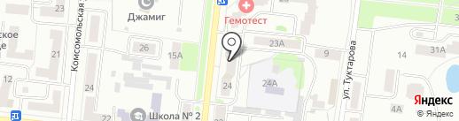 Merinos на карте Зеленодольска