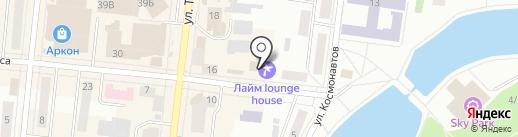 СитиСтом на карте Зеленодольска
