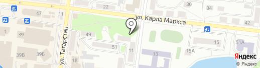 Time Out на карте Зеленодольска