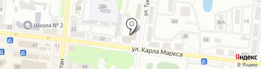 ИФНС на карте Зеленодольска