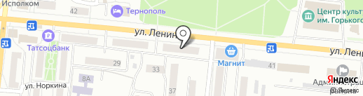 Агентство недвижимости на карте Зеленодольска